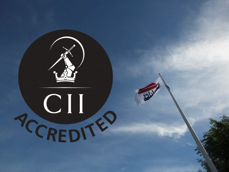 CII Accredited