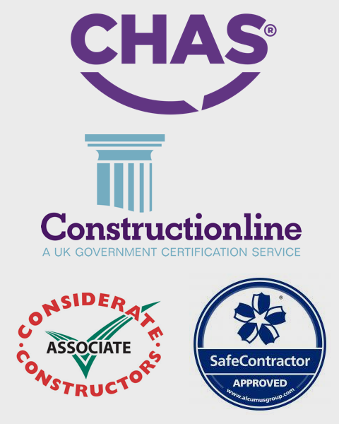 Major Contracts Accreditations.