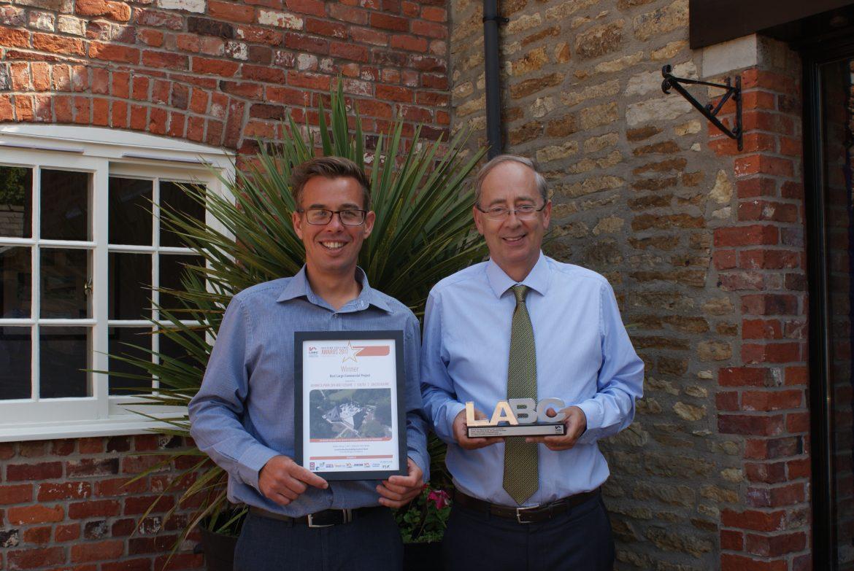 LABC Award - Kenwick Park