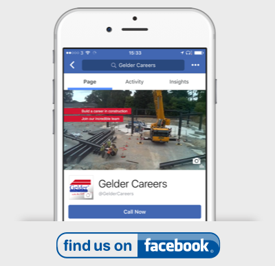 Find Gelder Careers on Facebook