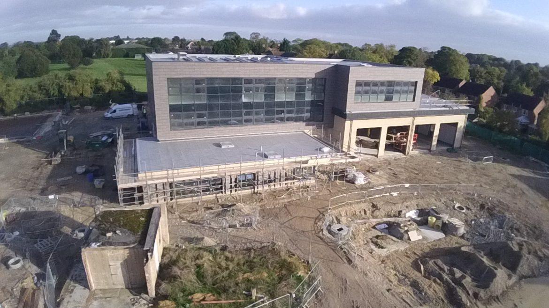 The Sleaford Eastgate Development.