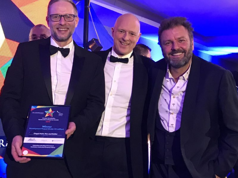 Construction & Property Awards 2019