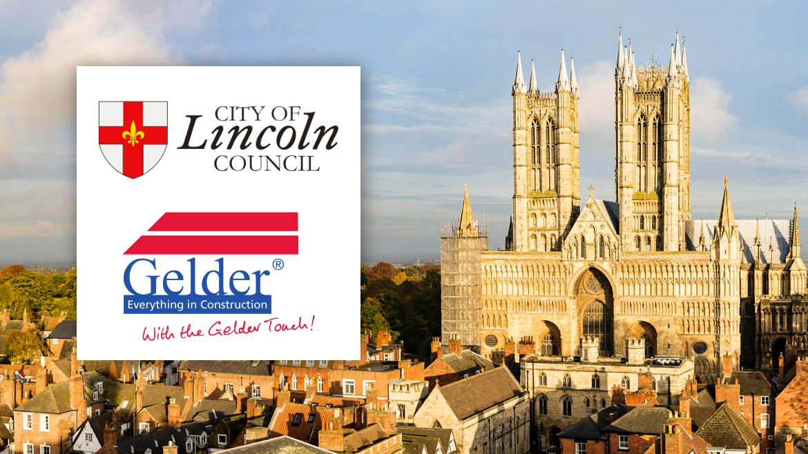 Gelder Group secures contract with City of Lincoln Council