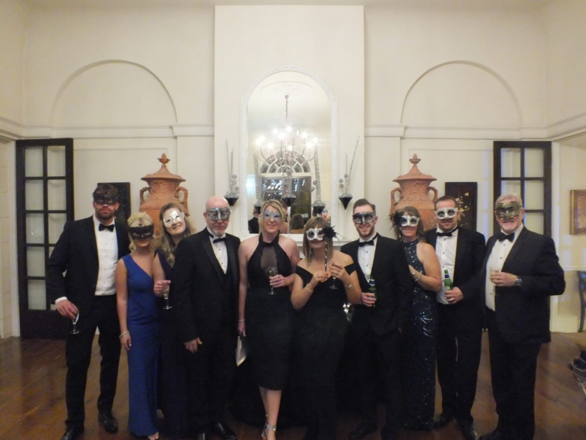 Masquerade Ball 7th March 2020