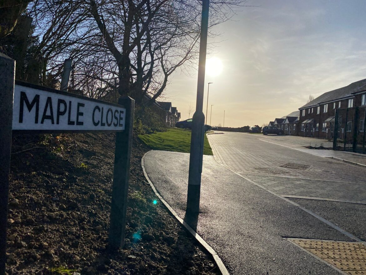 Maple Close